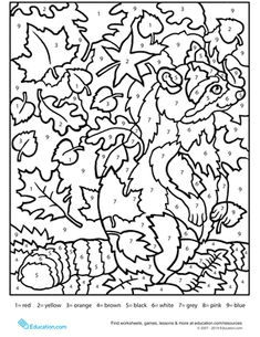 Next stop: Pinterest Adult Color By Number, Color By Number Printable, Color By Numbers, Fall Coloring Pages, Coloring For Kids, Adult Coloring Pages, Coloring Books, Alphabet Coloring, Free Coloring