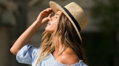 The Spring Hat Bloggers Love | StyleCaster