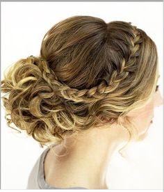 Great formal updo