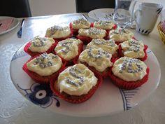 Recipe: Carrot-muffins!