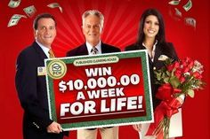 PCH.com $10,000 a Week for Life Sweepstakes Giveaway No. 4900, 3080, 4650, 4749 & 4651 | SweepstakesBible