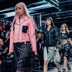 BLOGGED: Louis Vuitton SS16 is inspired by anime and video games such as the cult Final Fantasy, even extending to its SS16 ad campaign featuring Final Fantasy's 'Lightning' character