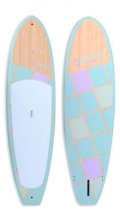 Need!   checkher babboo sup for women board front and back
