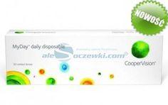 Soczewki kontaktowe MyDay daily disposable 30 szt. 30th, Personal Care, Self Care, Personal Hygiene