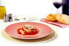 Cómo hacer ensalada de pimientos rojos en Crock Pot o slow cooker. Receta paso a paso. Descubre esta y otras recetas de ensaladas en olla de cocción lenta.
