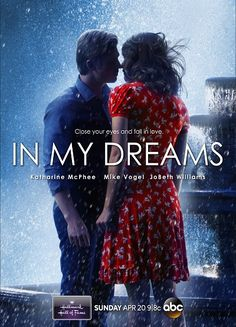 Watch In My Dreams (TV Movie full hd online Directed by Kenny Leon. With Katharine McPhee, Mike Vogel, JoBeth Williams, Joe Massingill. Natalie and Nick are frustrated with their luck in roman Películas Hallmark, Hallmark Movies, Hallmark Channel, Hallmark Christmas, Movies Showing, Movies And Tv Shows, Jobeth Williams, Tv Movie, Night Film