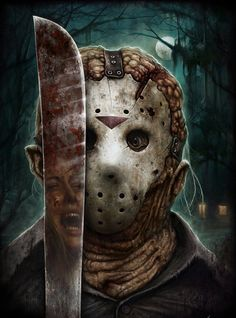 I don't care for the New Line interpretation of Jason and I think Kane Hodder is over rated.Cue the death threats.