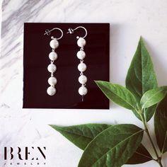 Drop Earrings, Photo And Video, Videos, Instagram, Jewelry, Jewlery, Bijoux, Schmuck, Drop Earring
