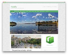 Travelify - Free Wordpress Travel theme