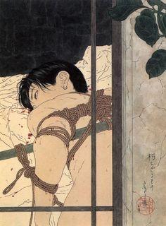 Resultado de imagen de shibari