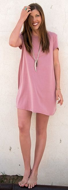 """""""Paisley Mae"""" Blush Tunic With Paisley Detail Back(D2927C)"""