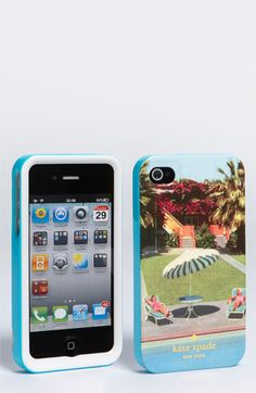 kate spade new york 'all in a day's work' iPhone 4 & 4S case, love it even though those KS cases break like nobodys business!!!!!!
