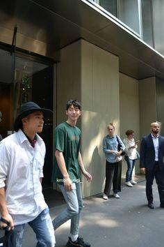 Nam Joo Hyuk | Milan Italy, 06.17.2018 #NamJooHuk