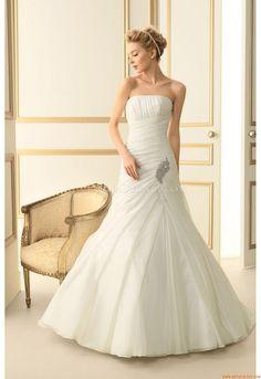 Wedding Dress Luna Novias 118 Tapiz 2013