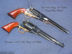 EL HOMBRE QUE MATO A LIBERTY VALANCE: REMINGTON 1858 NEW MODEL ARMY Weapons Guns, Guns And Ammo, Single Action Revolvers, Cowboy Action Shooting, Cool Guns, Le Far West, Knives And Swords, Old West, Firearms