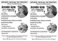 antrenamente pentru toate varstele, instructor acreditat Barre Body, Pilates, Cardio, Yoga, Memes, Pop Pilates, Meme