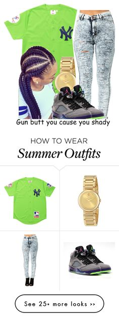 """Performance (NiNi's outfit)"" by trillest-queen on Polyvore"