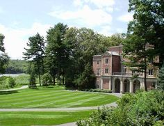 Wellesley College Alumnae Hall - Wellesley, Massachusetts - Our 10th Reunion and all those Christmas Cotillions