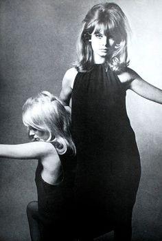 Jean Shrimpton, Elegance (Dutch) February 1965