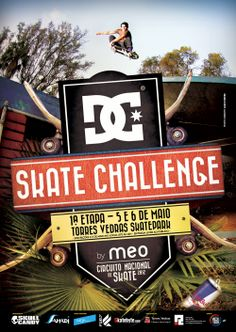 DC Skate Challenge