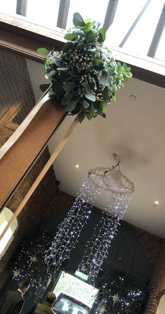 Mistletoe!!!! Wedding of Sonya and Steve at Fawsley Hall 27/12/17