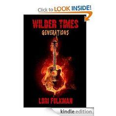 Lori Folkman, Wilder Times - Free download this week!