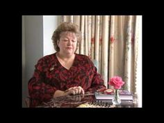 Best-selling Irish author Maeve Binchy talks about how she first began writing.