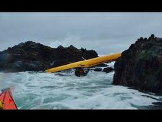 Video: Gnarly Ocean Play in California | Adventure Kayak Magazine | Rapid Media