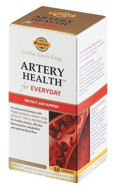 natrx artery health