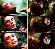 Captain America: The Winter Soldier. I have so many feels and I don't want them!!!!!