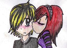 valentine cartoon couples