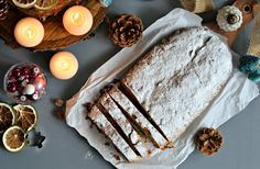 Food: kochzauber Adventsbox Christstollen #backen #advent #kochzauber #box #food #geschenke