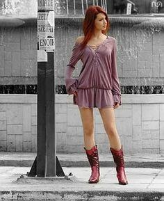 Birthday housewife redhead milf