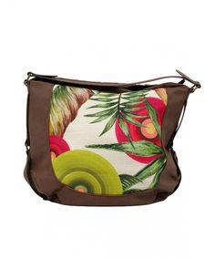 Desigual Tasche - Marteta Hawaian - Braun ✔ 30 Tage Umtauschrecht ✔ Rechnungskauf ✔ Große Auswahl an Modischen Accessories Damen bei Jeans-Meile