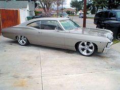 Chevy impala 67'
