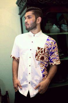 Mavazi menswear - Batik pattern ( modified ) in simplicity & urban concept