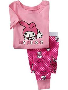 Not Hello Kitty but My Melody... wish they had that in my size
