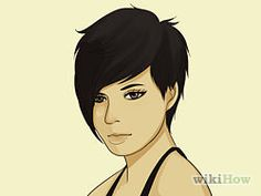 Ways to style a pixie and ways to dress to flatter you and your hair!
