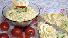 Pomazánky Archives - Báječná vareška Tzatziki, Korn, Guacamole, Brunch, Mexican, Treats, Snacks, Breakfast, Ethnic Recipes