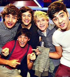 One Direction! Oh how I love you guys<3