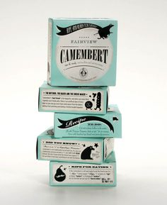 Packaging de fromage #cheese #packaging