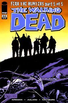 The Walking Dead #66 - Cover: Charlie Adlard / Cliff Rathburn