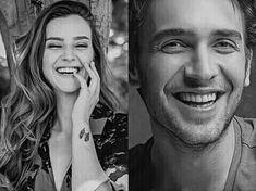 Ulas ve irem Turkish Actors, My Life, Couple Photos, Couples, Fashion, Couple Shots, Moda, Fashion Styles, Couple Photography