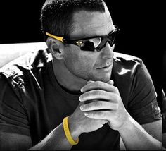 Lance Armstrong.. LIVESTRONG