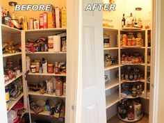 How to DIY Lazy Susan Style Pantry | iCreativeIdeas.com Follow Us on Facebook --> https://www.facebook.com/icreativeideas