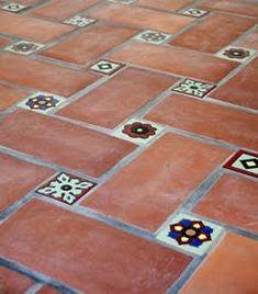 Resultado de imagem para terracotta outdoor floor tiles
