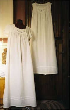 love these summer nightgowns