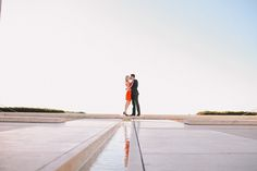 Modern + Architectural Engagement Session in La Jolla | Images by Allie Lindsey Photography | Via Modernly Wed | 21