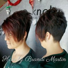 26082 | by short hairstyles and makeovers
