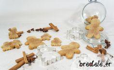 Une recette de sablés de Noël aux épices à pain d'épices pour des bredele de Noël originaux. Les saveurs de pains d'épices sont très appréciés à Noël.